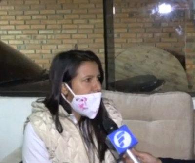 Habló la mujer que ayudó al niño baleado por policías