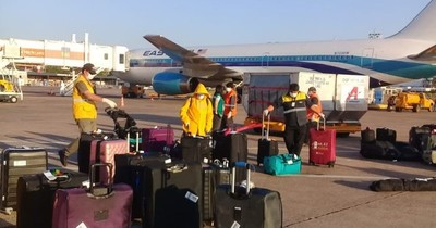 Llegarán 236 compatriotas más, provenientes de Estados Unidos