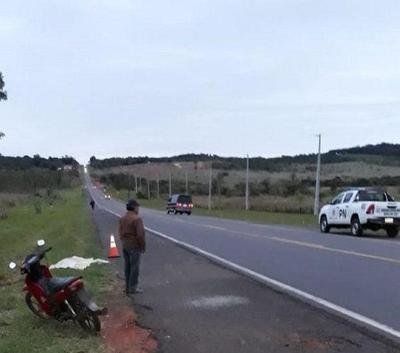 Transeúnte fallece al ser atropellado por una camioneta en Cordillera – Prensa 5