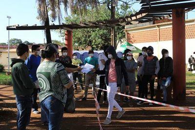 No se reportan nuevos casos de COVID-19 en Alto Paraná