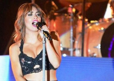 Lali Espósito, ante su música más alegre y su papel más sexual