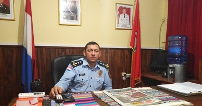 Cambian al comisario Gilberto Arce