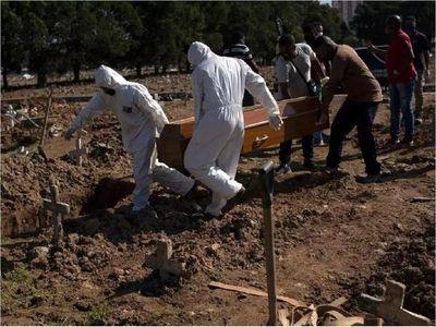 Brasil roza 530.000 casos de Covid-19 y 30.000 muertes
