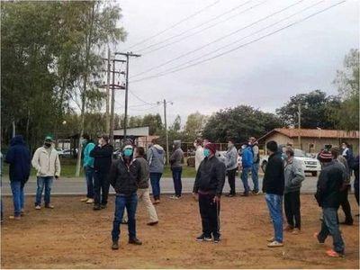 Guairá: Cañicultores exigen mejor precio por materia prima