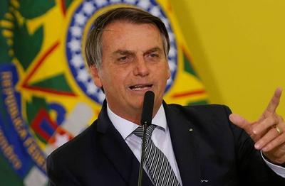 Bolsonaro anuncia que cederá a Paraguay 50 respiradores provenientes de EE.UU