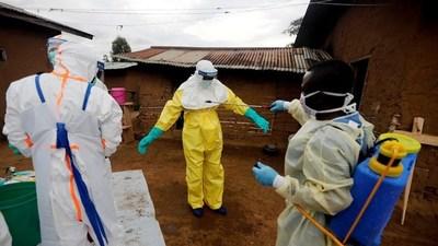 La OMS anuncia sobre un rebrote de ébola en el Congo