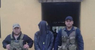 Capturan a joven imputado por tentativa de feminicidio