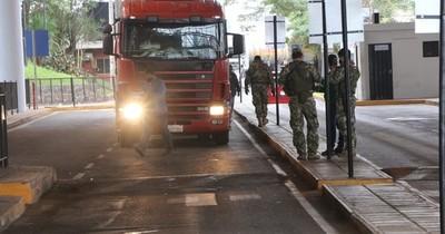 Tibio inicio de pruebas COVID-19  a camioneros en CDE