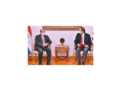 Paraguay y EEUU reimpulsarán agenda