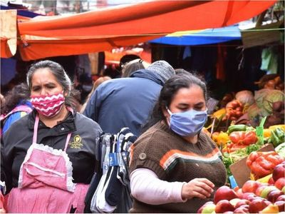 Mercados con peligrosa aglomeración