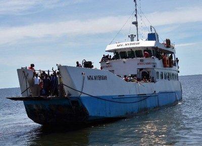 Tanzania: hundimiento de embarcación deja 126 muertos