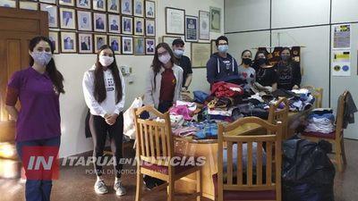 INICIA CAMPAÑA DE RECOLECCIÓN DE ABRIGOS PARA FAMILIAS VULNERABLES DE CAMBYRETA