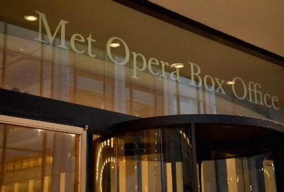 La Ópera Metropolitana de Nueva York cancela sus presentaciones hasta diciembre
