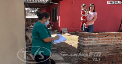 Más de mil agentes comunitarios en salud ya trabajan en sus comunidades
