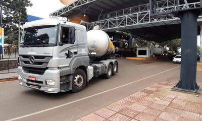 Protocolo Sanitario para camioneros que ingresan al país es letra muerta