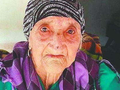 Ña Segunda, la abue de los 107 años de Piribebuy
