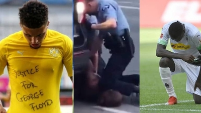 """HOY / FIFA pide """"sentido común"""" ante muestras de solidaridad a Floyd"""