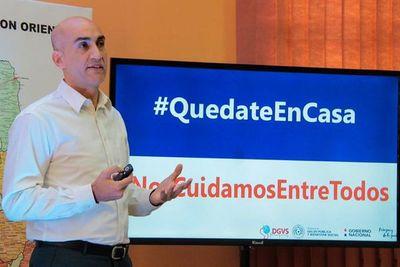 CASI EL 50% DE LOS CASOS POSITIVOS DE COVID-19 YA SUPERARON LA ENFERMEDAD