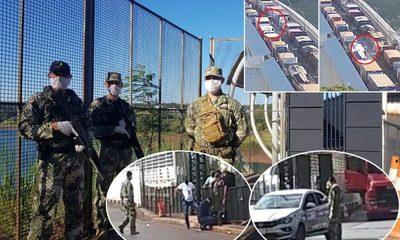 Denuncian que unos 500 libaneses entran por día de Foz, pagando coimas a marinos – Diario TNPRESS