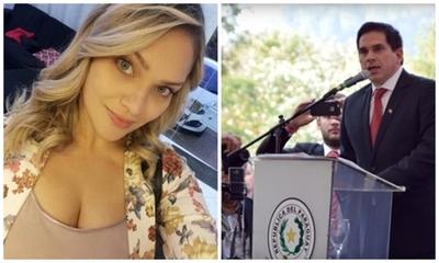 La periodista Susan Paradeda y el Gobernador Baruja ¡Están de novios!