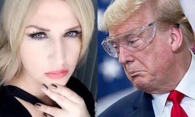 """HOY / Milva defiende a Trump en caos internacional y la 'trozan': """"Nos ayuda a luchar en tiempos difíciles"""""""