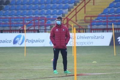 Gustavo Florentín aclara que no le suspendieron la práctica