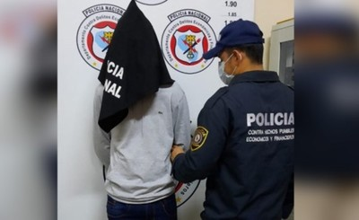 Detienen a brasileño sindicado de clonar tarjetas