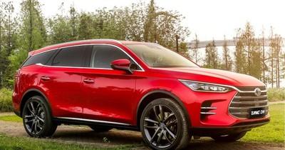 BYD propone el mejor plan para adquirir un vehículo eléctrico