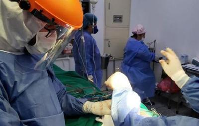 Realizan segunda neurocirugía en el Hospital Regional de Pedro Juan Caballero