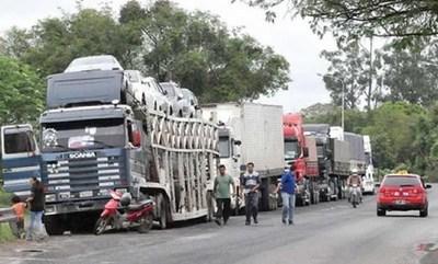Hasta 500 camioneros se someterán a test de COVID-19 por día