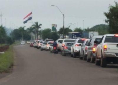 Piden rehabilitación de comercio con el Brasil