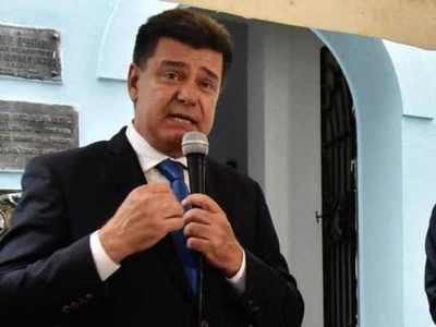 Efraín Alegre recusó al fiscal Edgar Sánchez