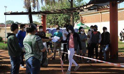 En el mes de mayo se tomaron 2.725 muestras de Covid-19 en Alto Paraná – Diario TNPRESS