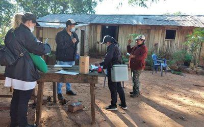Profesionales de la USF San Alberto  asisten a su comunidad con visitas – Diario TNPRESS