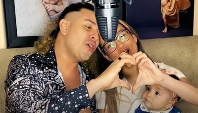 Marcia Franco y su familia aparecen en un video motivacional
