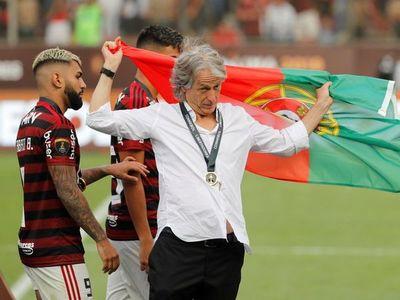 Jorge Jesus renueva con el Flamengo por un año