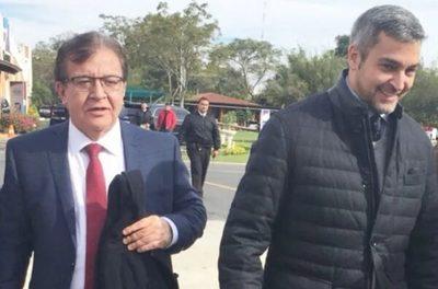 """Hace falta una buena purga"", afirma Nicanor"