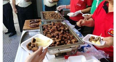 Llegó el gran día del Festival Internacional del Batiburrillo, Siriki y Chorizo Sanjuanino