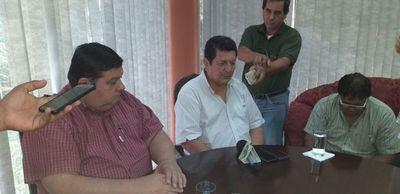 Carlos Afara y Pablino Rodriguez usan la municipalidad como ''PC'' para lanzar candidaturas