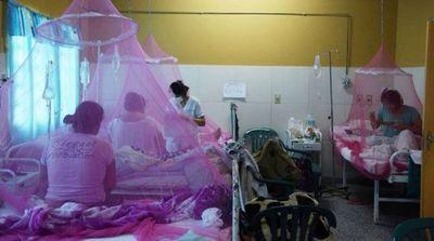 Cada paciente con dengue le cuesta al Estado unos 200 dólares por día