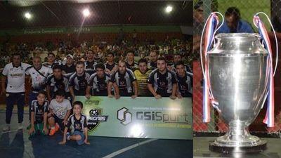 """Fútbol de Salón; Esperanza de Pablito """"flamante campeón de Misiones"""""""