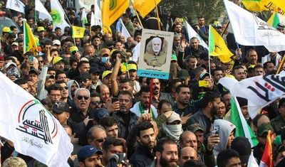 Miles de personas acuden en Irak al funeral del general asesinado por EEUU