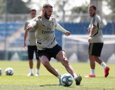Benzema quiere regresar a La Liga con buena racha