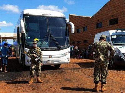 Militar con Covid-19: siguen sumando casos en San Roque González