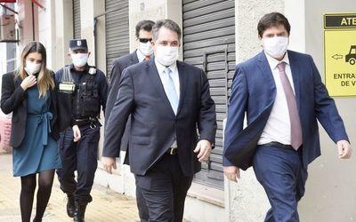 Camaristas anulan prisión domiciliaria de Édgar Melgarejo