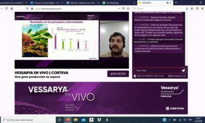 » Corteva lanza su nuevo fungicida Vessarya Paraguay