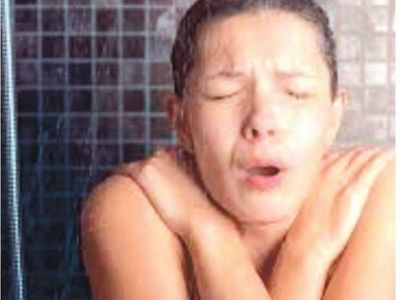 """La onda de: """"¡no me quiero bañar porque tengo frío!"""""""