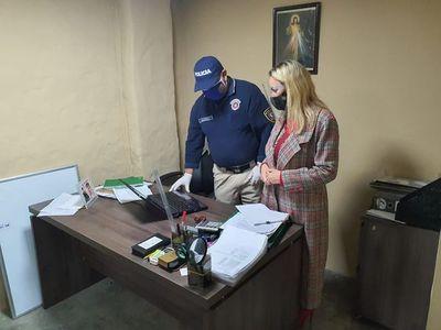 Fiscalía realiza dos operativos simultáneos en torno al caso Pytyvõ
