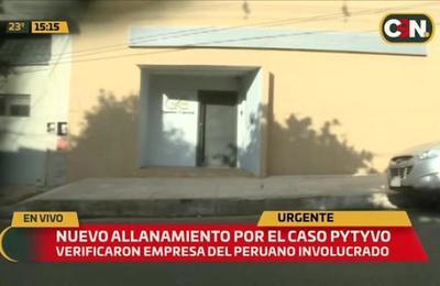 Nuevo allanamiento por el caso de desvío del Programa Pytyvo