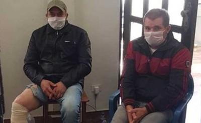 Persecución y balacera en el Río Paraná terminó con dos detenidos